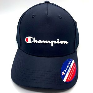 Champion adjustable moist wicking breathable hat